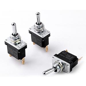 T500防水钮子开关 单组插片端子