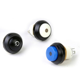 12mm防水按钮开关-分体 圆形带灯