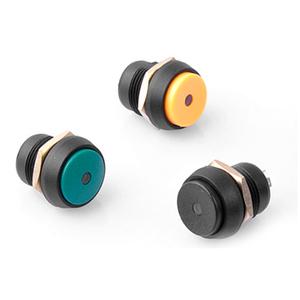16mmA300系列防水按钮开关 带灯